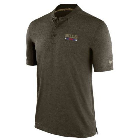 Buffalo Bills Men's 2017 Salute to Service Polo
