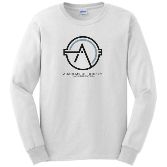 Academy of Hockey Gildan Long Sleeve Tee