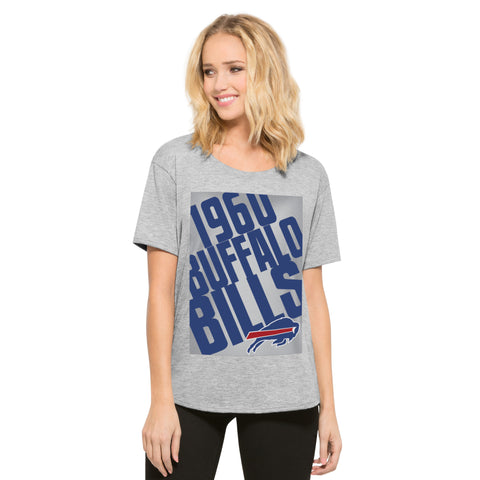 Bills Womens Boyfriend Tee