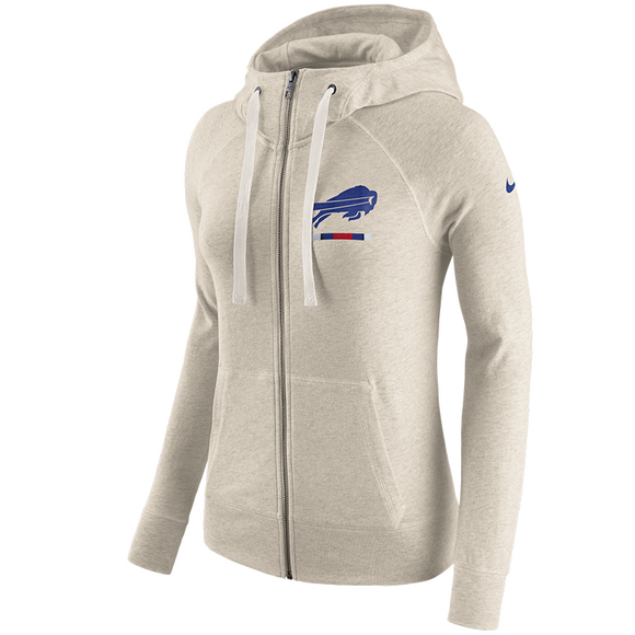 Buffalo Bills Women's Nike Vintage Full-Zip Jacket