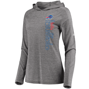 Buffalo Bills Women's Fan Flow Lightweight Hood