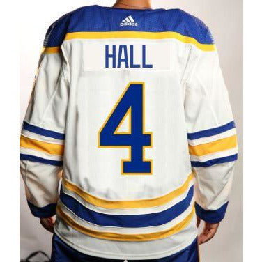 Adidas Authentic White HALL Jersey