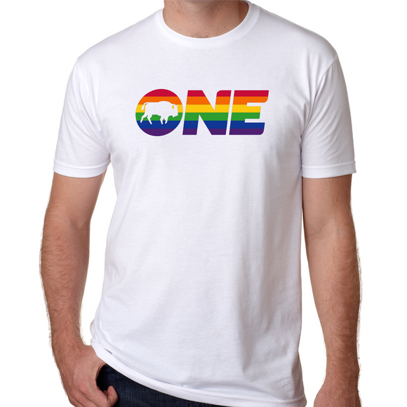 One Buffalo Pride Tee