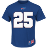 Bills T-Shirt - LeSean McCoy Name & Number Tee