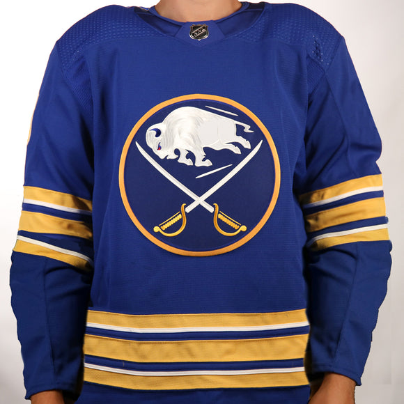 *PRE-SALE* Buffalo Sabres Adidas Authentic Royal Blank Jersey