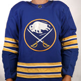 Buffalo Sabres Adidas Authentic Royal Custom Jersey