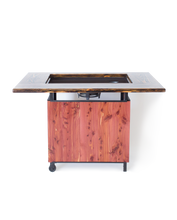 Load image into Gallery viewer, Backyard Hibachi Grill : Red Cedar