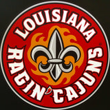 UL Ragin Cajuns Magnet Decal