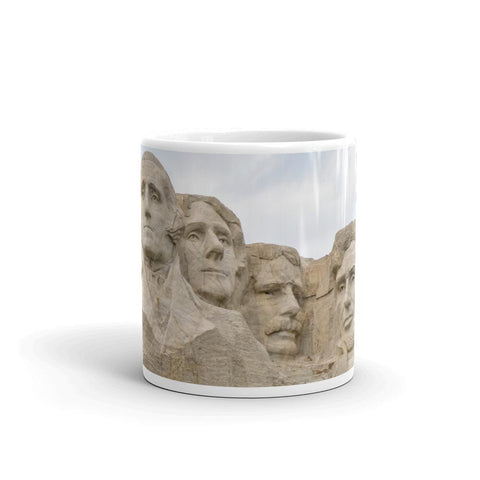 Distinctive Themed Mugs - South Dakota