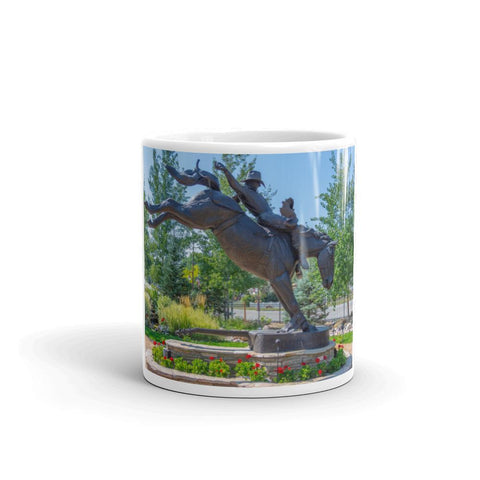 Distinctive Themed Mugs - Wyoming