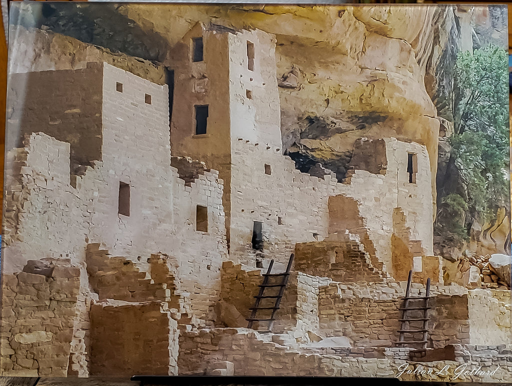 Cliff Palace at Mesa Verde