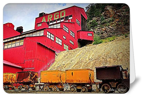The Argo Gold Mine & Mill