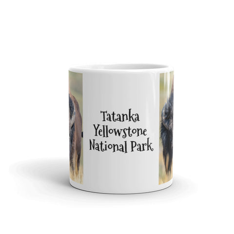 Tatanka at Yellowstone National Park