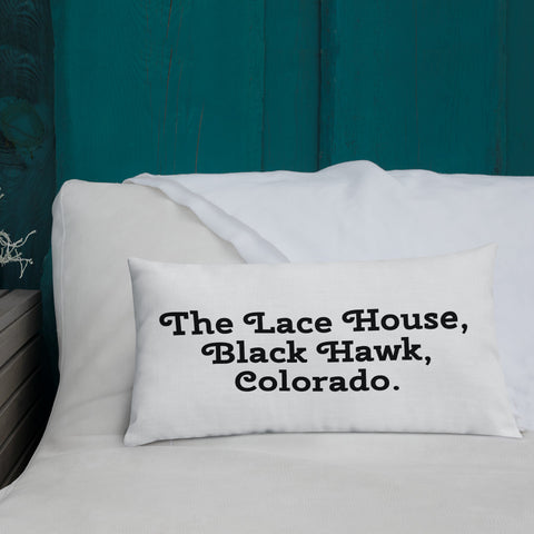 The Lace House Black Hawk