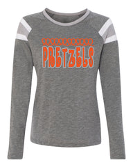 Augusta Ladies Long Sleeve Shirt-3012