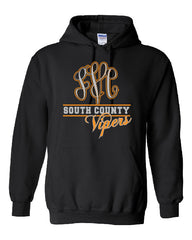 South County Glitter Hoodies