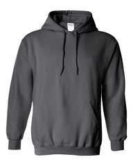 GILDAN HOODED SWEATSHIRT - 18500(SHOWN IN CHARCOAL)