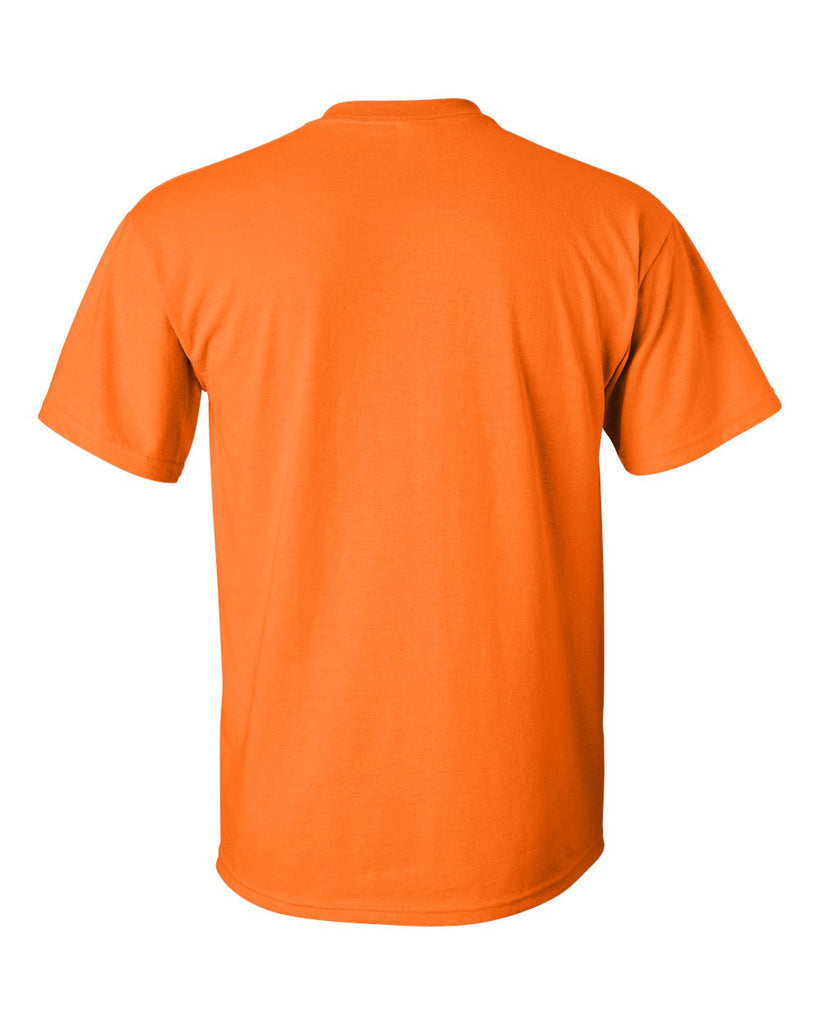 GILDAN SHORT SLEEVE T-SHIRT TALL - 2000T(SHOWN IN SAFETY ORANGE)
