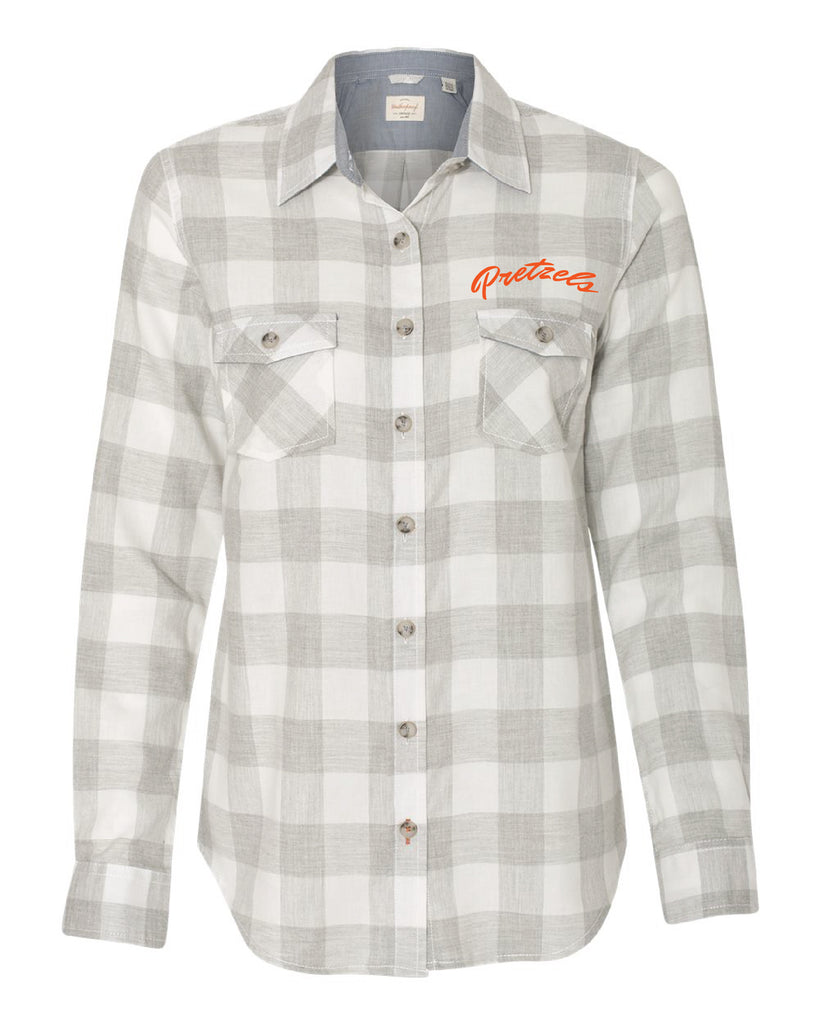Ladies Flannel-W164761