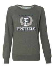 P-Ladies Crewneck Sweatshirt-SS240