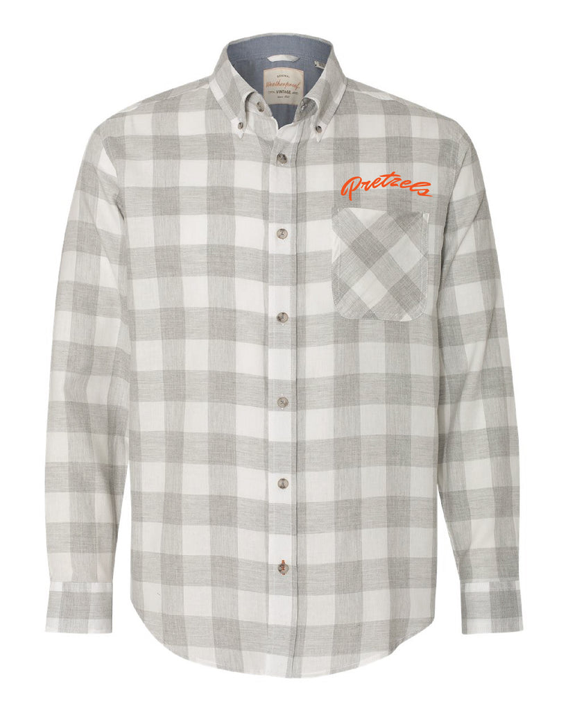 Men's Flannel-164761
