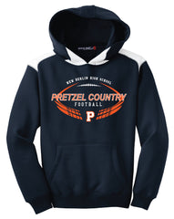 Pretzel Country Football Hoodie
