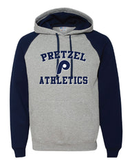 Pretzel Athletics Color Block Hoodie -96CR