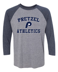 Pretzel Athletics Baseball Tee - 6051