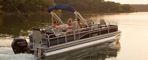 How to Handle a Pontoon Boat | Pontoon-Depot