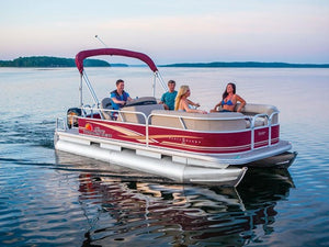 Easter on a Pontoon Boat? Yeah, Easter on a Pontoon Boat
