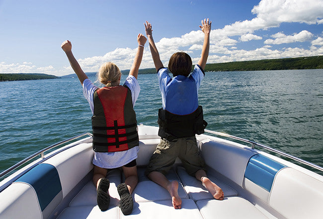 Your Boat: The Best Teacher Your Kids Will Ever Have