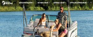 Discover Boating | Buying A Pontoon Boat | Pontoon-Depot!!