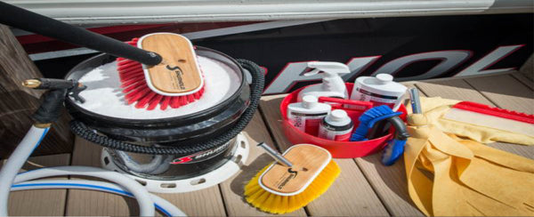 What Do You Know About Using Household Cleaners On A Boat?