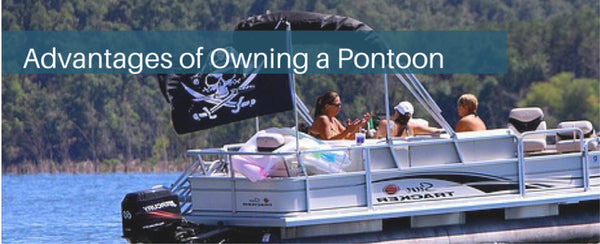 5 Big Advantages to a Pontoon Boat