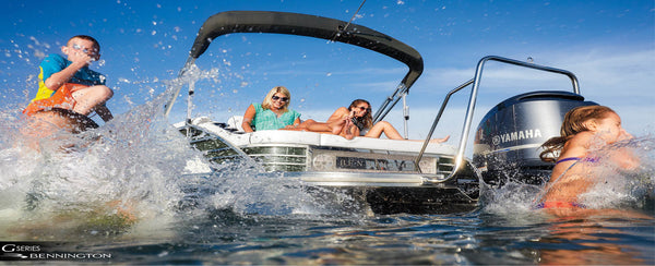BOATING WITH KIDS :-)  |  Pontoon-Depot