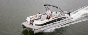 HOW TO PLAN A FAMILY FUN DAY ON A PONTOON BOAT