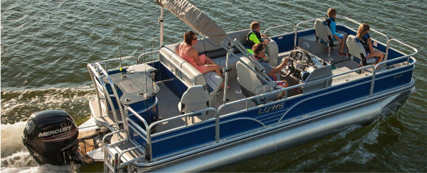 EVERYTHING YOU NEED TO KNOW ABOUT PONTOON BOATS