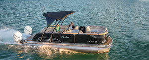 THE PONTOON BOAT SHOW'S BACK IN TOWN!