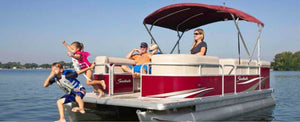 Pontoon Boat: Your Floating Stay-Cation