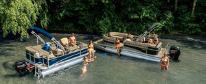 PONTOON PARTY IDEAS: MUCH MORE THAN JUST FISHING AND TUBING