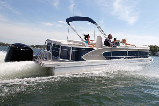 This Is Why We Own Pontoon Boats - Video of Boating Fun!