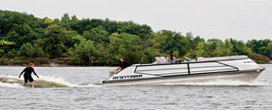 Pontoon Boats: The Do-It-All Machine - BoatingIndustry.com
