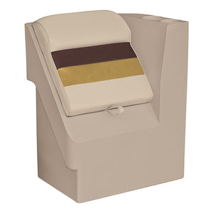 Wise Deluxe Pontoon Series, Lean Back Recliner, RIGHT Radius
