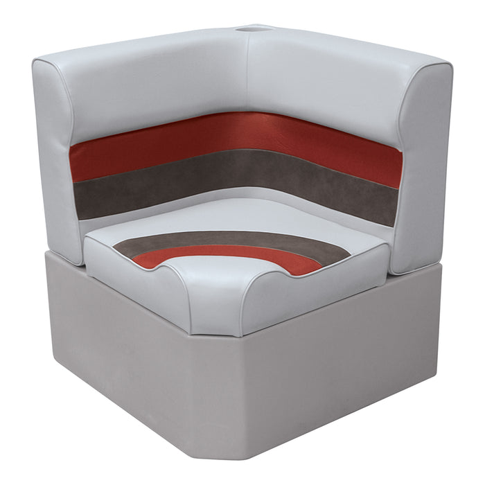 Wise Deluxe Pontoon Series, Radius Corner Section and Base