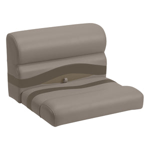 "Wise Premier Pontoon Series, 27"" Bench Seat Cushion ONLY"