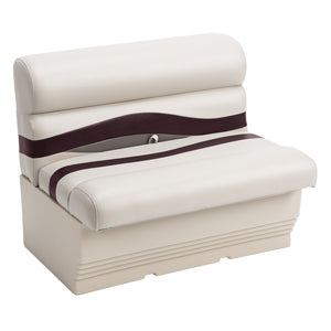 "Wise Premier Pontoon Series, 36"" Bench Seat"