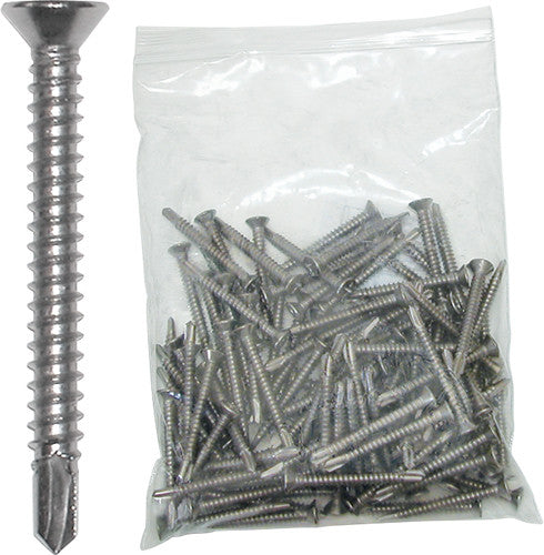 Pontoon Self-Tapping Deck Screws