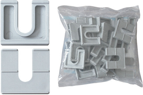 U-Shaped Pontoon Fence Riser Kit