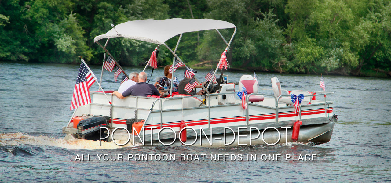 All Your Pontoon Boat Needs In One Place Marideck