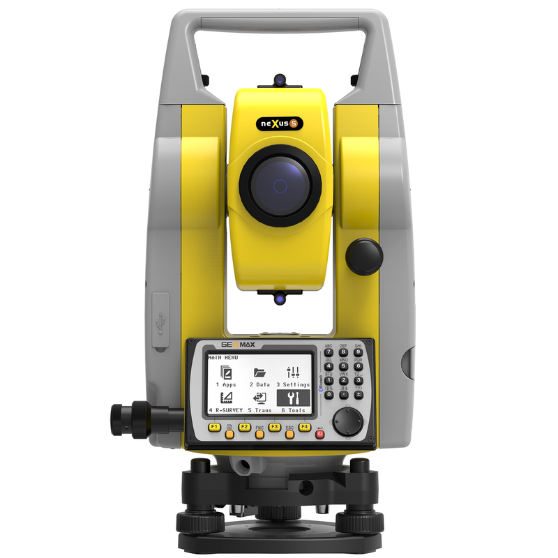 Zoom25 Series Manual Total Station